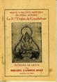 Presione para entrar a Breve y sucinta historia de Ntra. Señora la Stma. Virgen de Guadalupe Patrona de Úbeda / por Miguel Campos Ruiz, Maestro de Obras