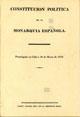 Presione para entrar a Constitucion de Cádiz de 1812