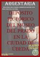 Aunque el Puente de Ariza se vaya a hundir, presione en ENTRAR para acceder a      Depósito pictórico del Museo del Prado en la ciudad de Úbeda