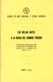 Presione para entrar a Las bellas artes a la busca del hombre perdido [Texto impreso]/Juan Pasquau Guerrero