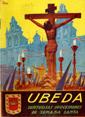 Presione para entrar a Ubeda: suntuosas procesiones de Semana Santa [1942]
