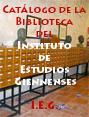 Aunque el Puente de Ariza se vaya a hundir, presione en ENTRAR para acceder a       Catálogo de la Biblioteca del <b>Instituto de Estudios Giennenses</b>